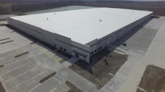 Contegra completes $26 million spec distribution facility at Gateway Commerce Center
