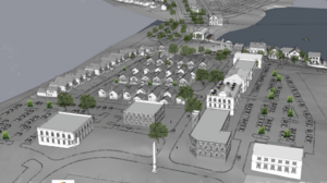 145-acre mixed-use project planned in Fayetteville (Renderings)