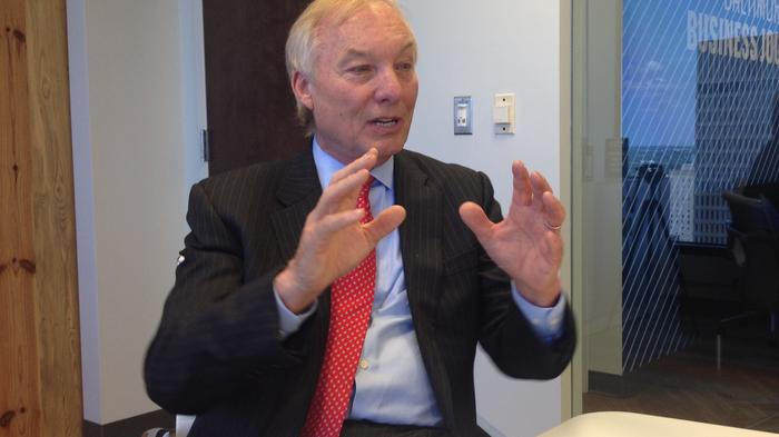 Comptroller Peter Franchot said he thinks allowing grocery stores to sell beer and wine would help boost the craft brew industry in Maryland.