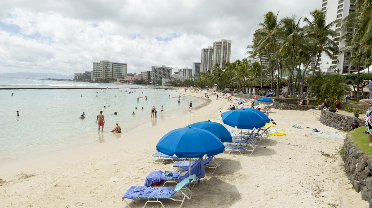 Hawaii visitor spending in August was lowest monthly ...
