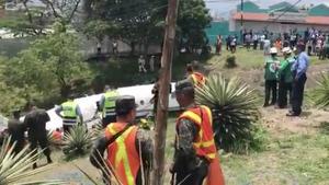 Private jet crash in Honduras injures Austin businessmen
