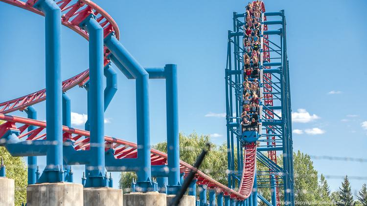 d323ed9f66bc Six Flags Entertainment Corp. is again buying Darien Lake Theme Park.