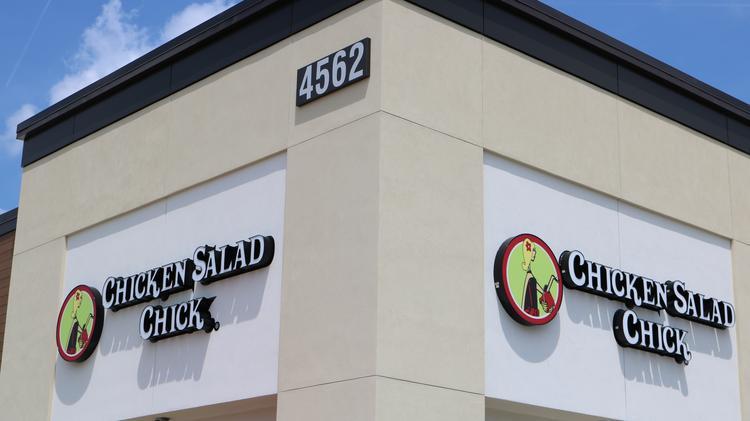 Chicken Salad Franchise Opening New Restaurant In Memphis