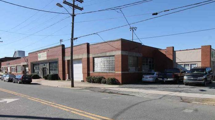 From Cadillacs to axes: The evolution of a downtown Durham building