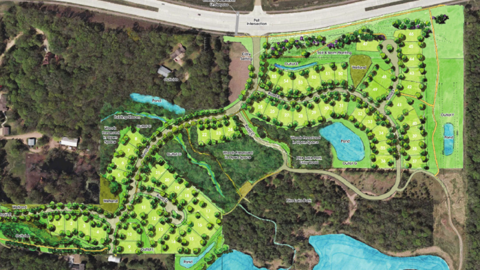 Land developer to create 55 lots for homes in Prior Lake