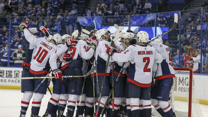How will the Washington Capitals fare in the Stanley Cup Final?