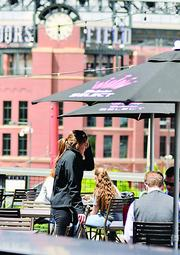 The Tavern Downtown relies on big crowds during the Colorado Rockies season.