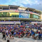 See scenes from outside Amalie Arena as the Lightning faced the Capitals in game 7 (Photos)