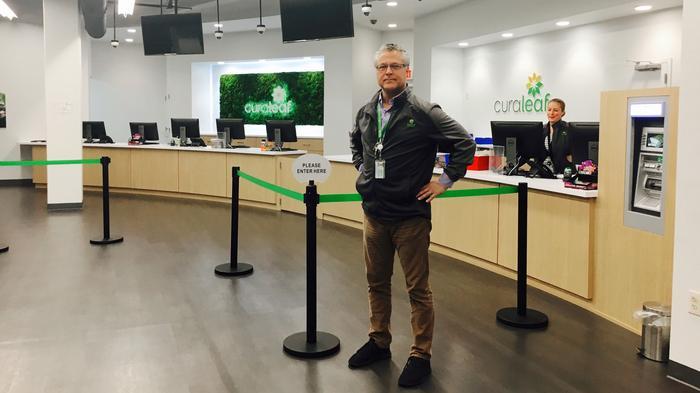 Curaleaf opens New Jersey's largest medical marijuana dispensary