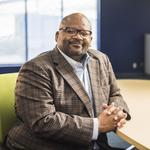 The Boss: Tech founder <strong>Turner</strong> Nashe credits his perseverance to his mom