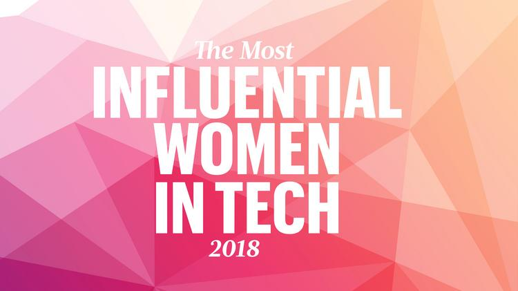 The most influential women in Bay Area tech in 2018 come