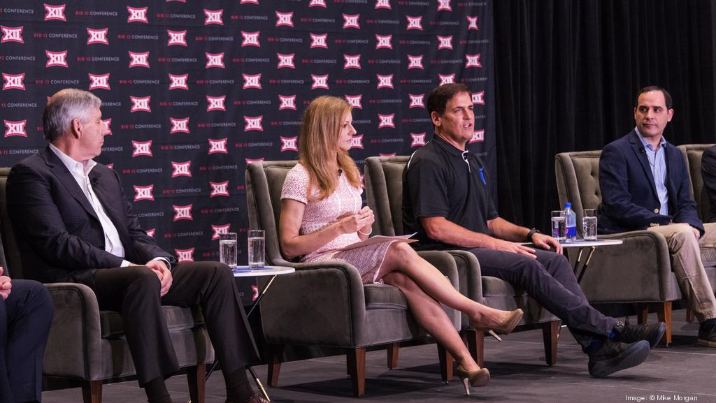 Mark Cuban, Big 12 Commissioner Bob Bowlsby and others debate whether esports should be in the athletic department - Dallas Business Journal