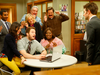 Amy Poehler jokes about 'Parks & Rec' reunion
