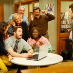 <strong>Amy</strong> Poehler jokes about 'Parks & Rec' reunion