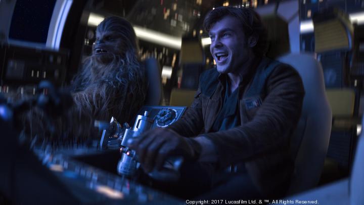 'Solo' shows when Han met Chewie