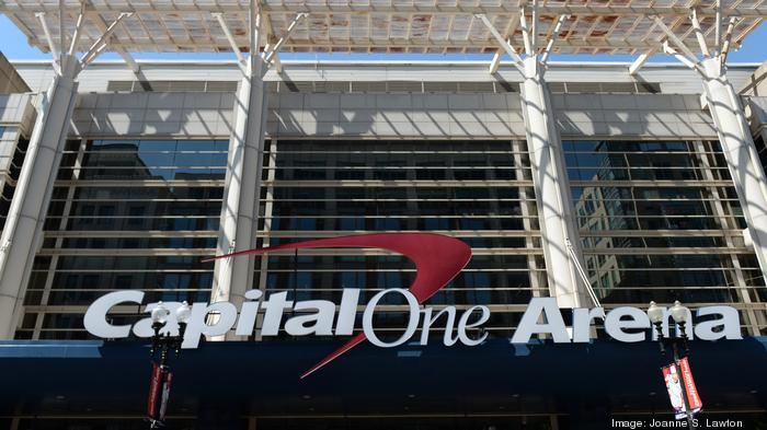 Even if the Caps don't lift the Stanley Cup, Capital One is already a winner