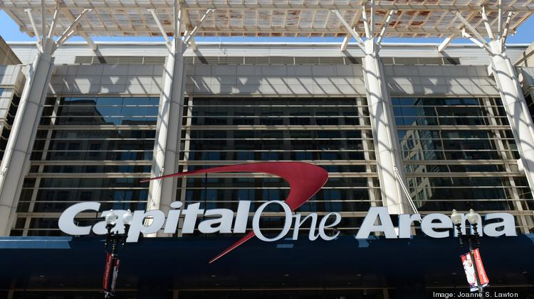 1555e352b3b Capital One grabbed the naming rights of Monumental s downtown arena in  August. Less than a