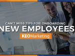 Tips for Onboarding New Employees