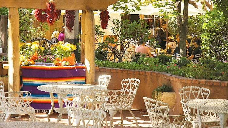 New Mexico Opentable Top Restaurants Outdoor Dining