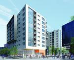 Verve going up in Denver at Delgany, 15th