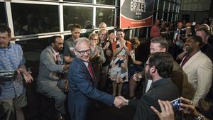 With challenges approaching, newly elected Mayor David Briley calls for unity