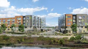 AHC to begin $100M apartment project in Arlington