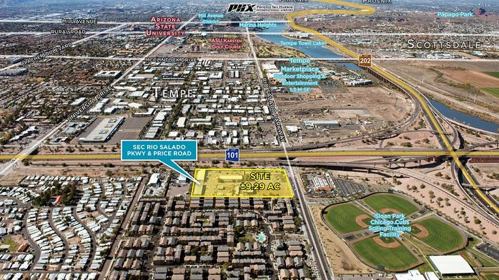 ASU sells land to apartment builder for $11M
