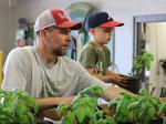 Leadership group replants Germantown greenhouse