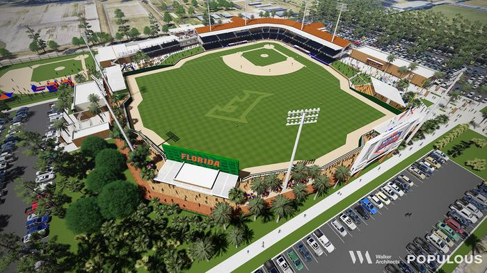 Brasfield & Gorrie to build $50M Florida stadium