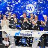 Hancock Whitney Corp. executives rang the opening bell on Nasdaq Friday morning, to highlight a new name and new ticker symbol for the holding company, whose subsidiary is one of the larger retail banks in the Tampa Bay area.  The celebration came one ...