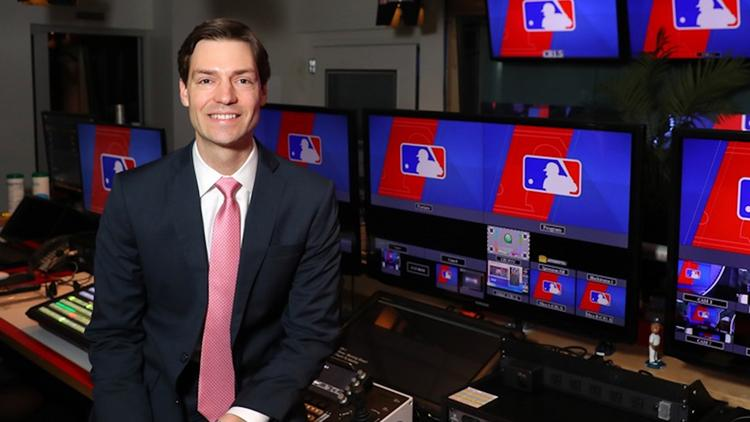 Profile Chris Marinaks Broad Role At Mlb Spans From Business To
