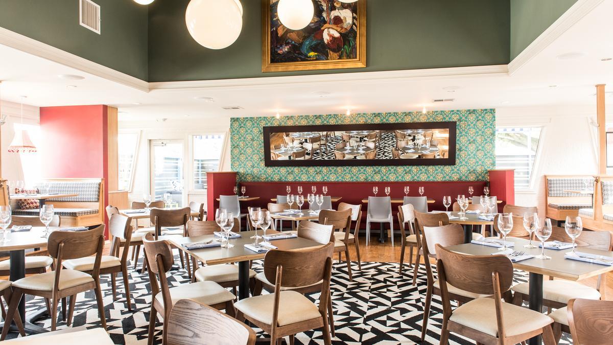 La vista italian restaurant reopens inside houston s