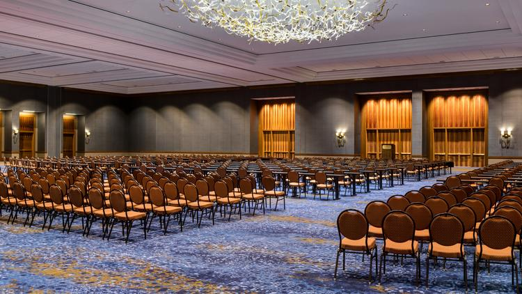 The Gaylord Texan Resort Unveils 155m Expansion With New Rooms