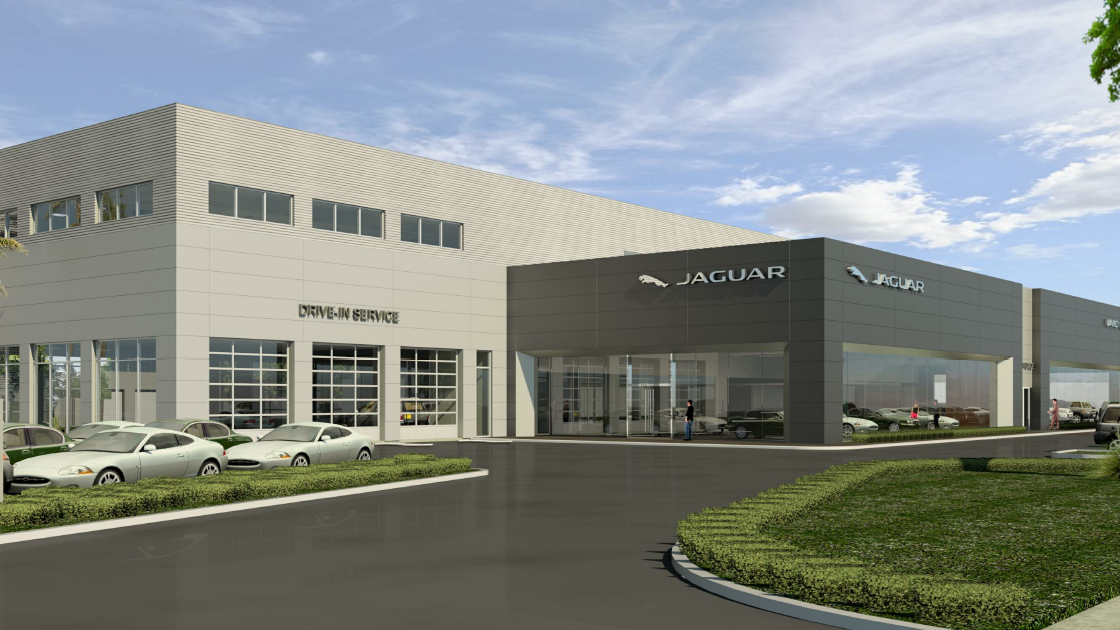 Warren Henry Range Rover >> Warren Henry Automotive Group Seeks To Build Expanded Jaguar
