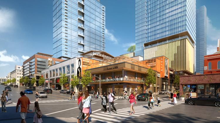 The Fifth Broadway Development Named For Its Downtown Street Address Is A 430