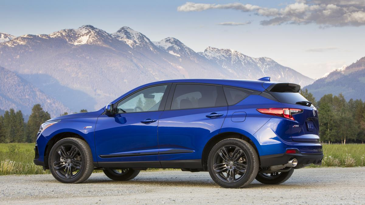 Automotive Minute American Made 2019 Acura Rdx Delivers Strong