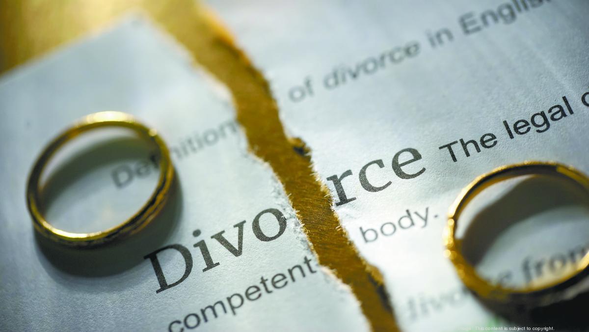 2018 Insights Into Divorce Birmingham Business Journal