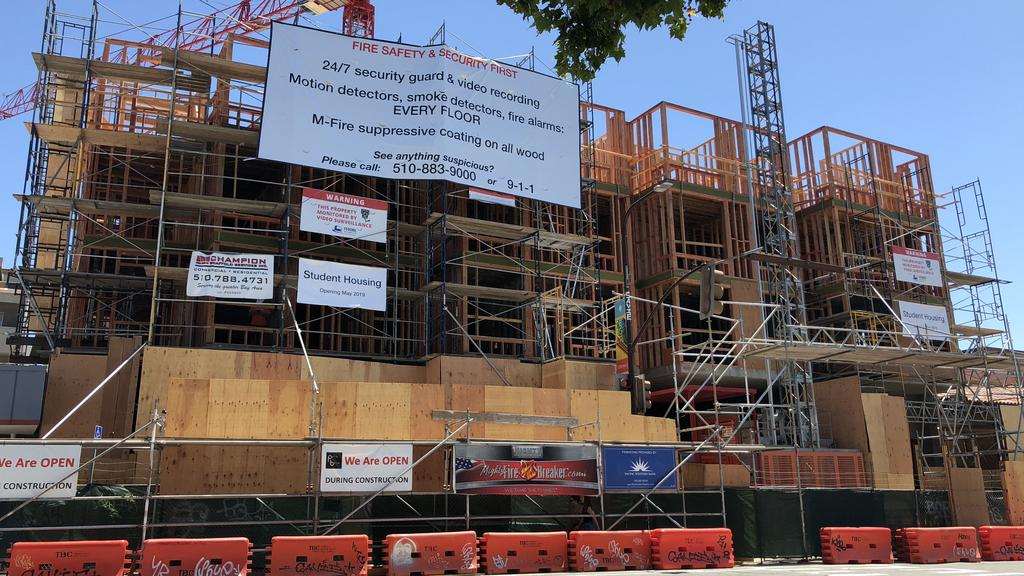 How East Bay Housing Developer Panoramic Interests Is Protecting Constructions From Arson San Francisco Business Times