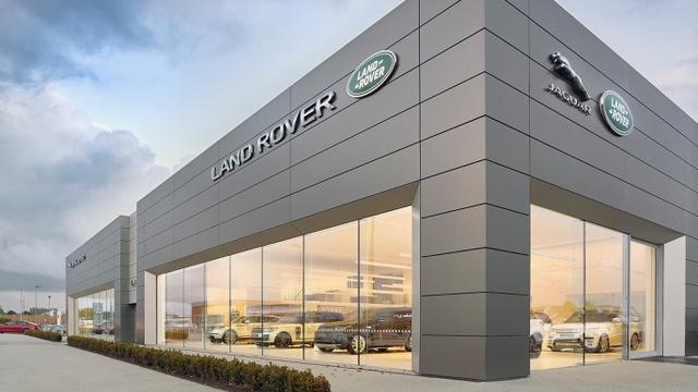 Jaguar Land Rover Minneapolis Dealership In Golden Valley