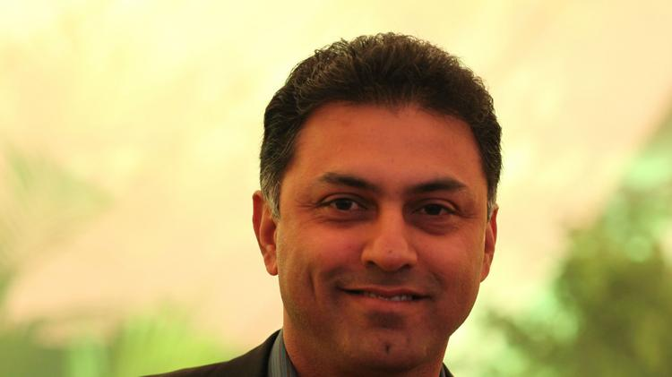 Palo Alto Networks picks up star Google, SoftBank executive Nikesh