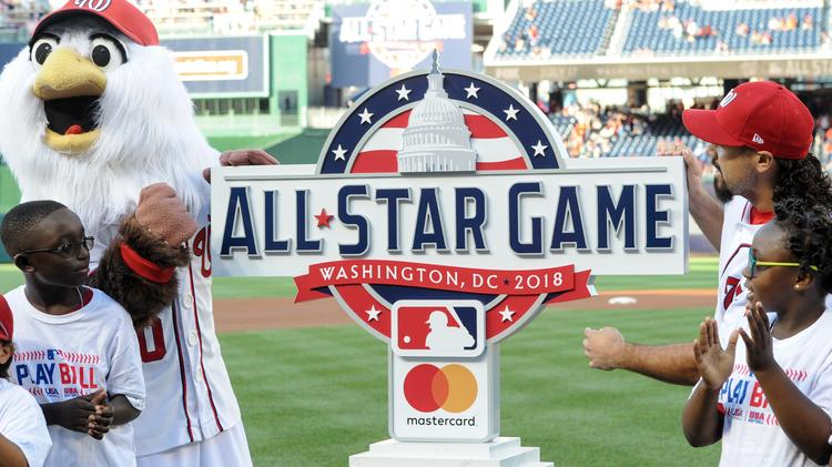 cheaper 901e2 6b098 Hotels near Nationals Park begin to fill up for MLB All-Star ...