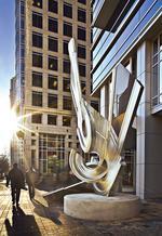 Modest funds, public art, better city
