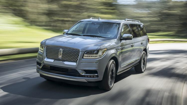 Automotive Minute: 2018 Lincoln Navigator is a pretty