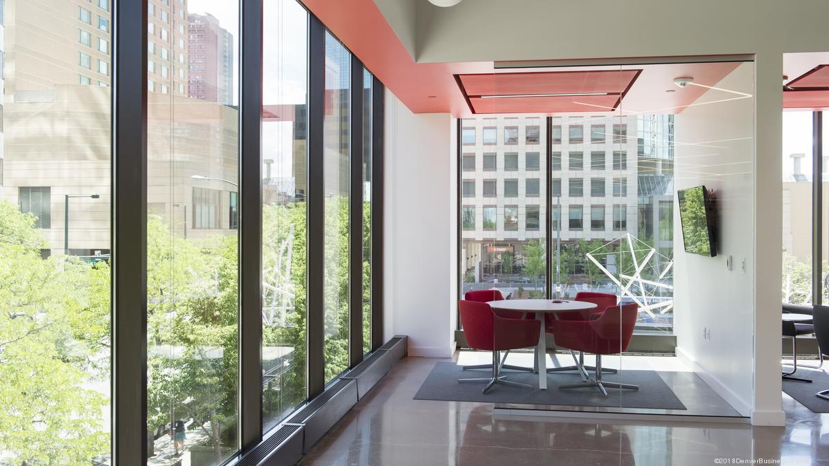 A chat with gensler 39 s denver office about workplace design for Office design denver