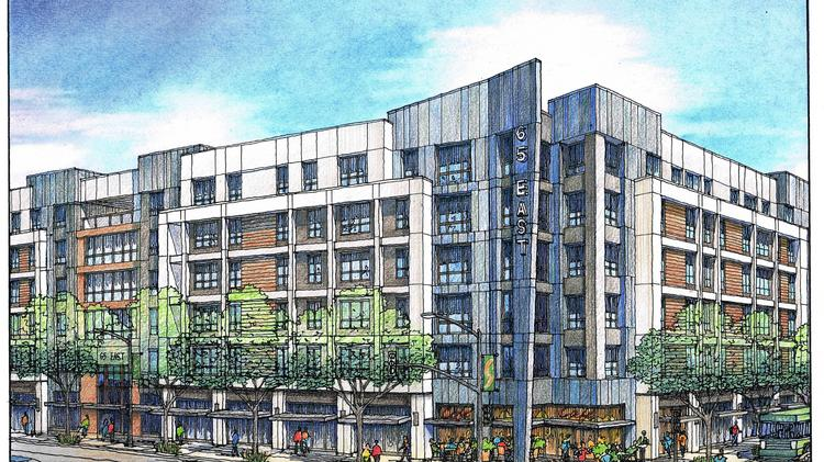 65 East proposal calls for apartments, retail - Sacramento