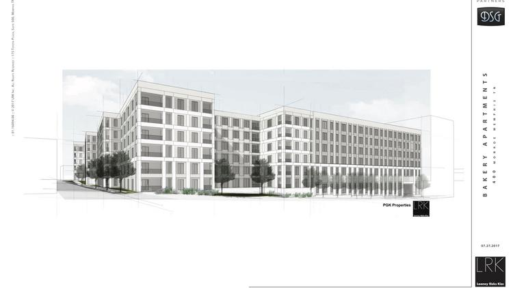 20m permit filed for apartments for wonder bread bakery apartments