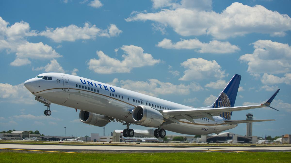 United Airlines Puts The Ultra Fuel Efficient Boeing 737