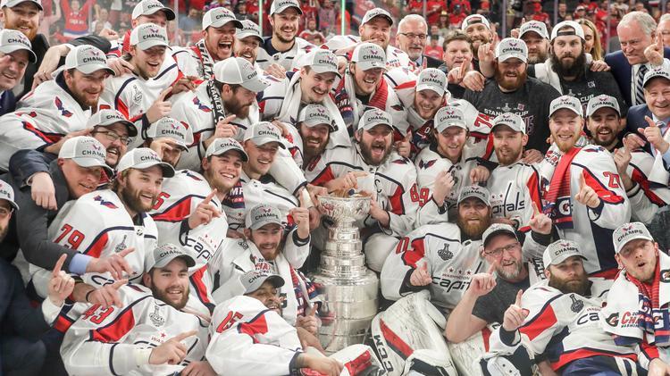 Washington Capitals win the Stanley Cup - Washington Business Journal 6df2ef6e801