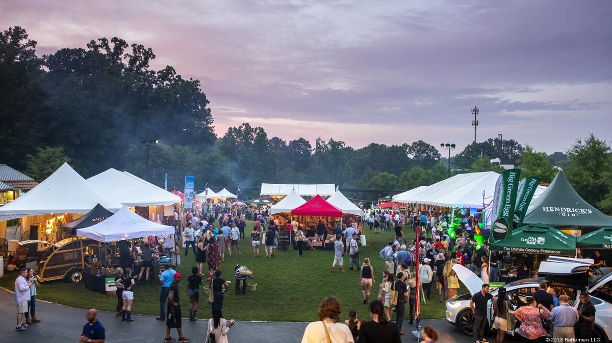 2020 Atlanta Food & Wine Festival canceled - Atlanta Business Chronicle