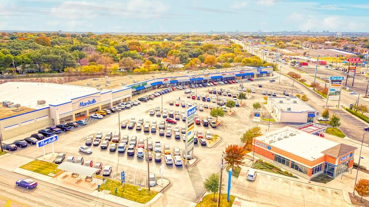 Dallas-based LRIC Properties buys Valley View Shopping